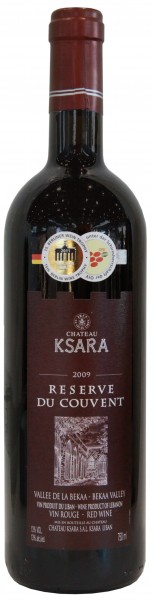 Chateau Ksara - Reserve du Couvent 2016 Red 0,75l-Copy