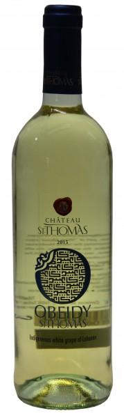 Clos St. Thomas Obeidy Weißwein 2015 0,75l